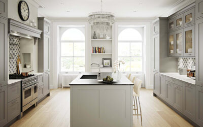 6 Ways to Create a Modern Shaker Style Kitchen Design