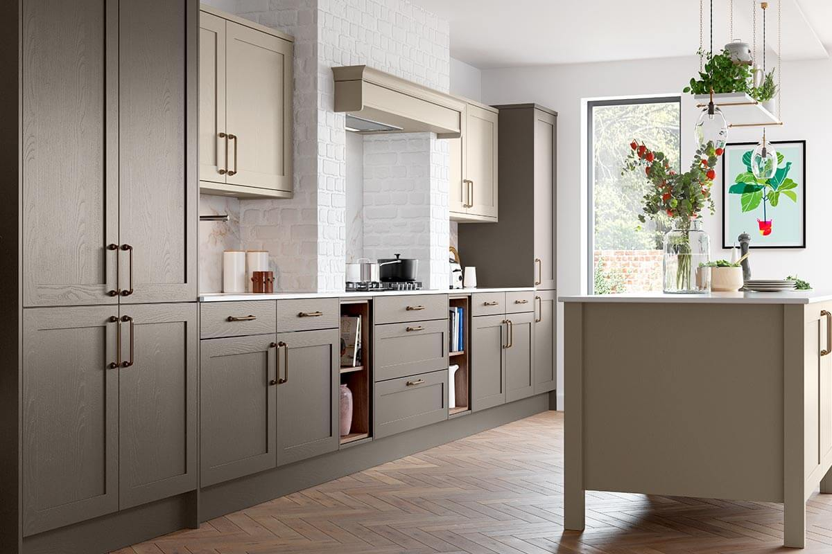 6 Ways To Create A Modern Shaker Style Kitchen Design Perfect For The Home