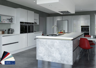 Textura Lunar_Crown Kitchens- Perfect For The Kitchen