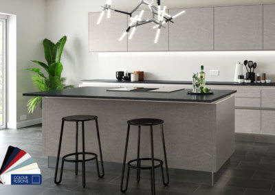 Meteor Granite_Crown Kitchens- Perfect For The Kitchen